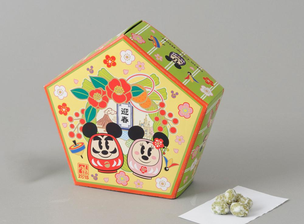 糖衣がけピーナッツ 750円 (c)Disney