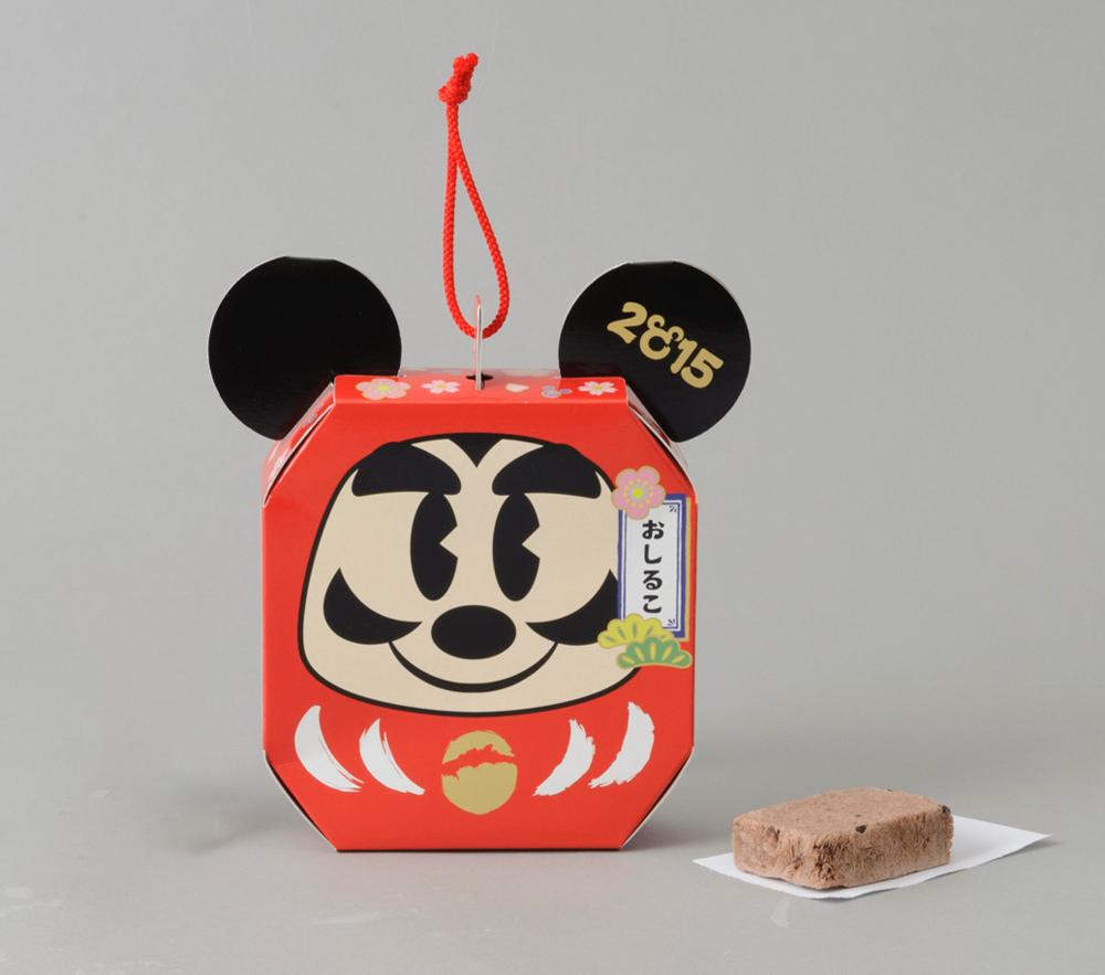 おしるこ 680円 (c)Disney