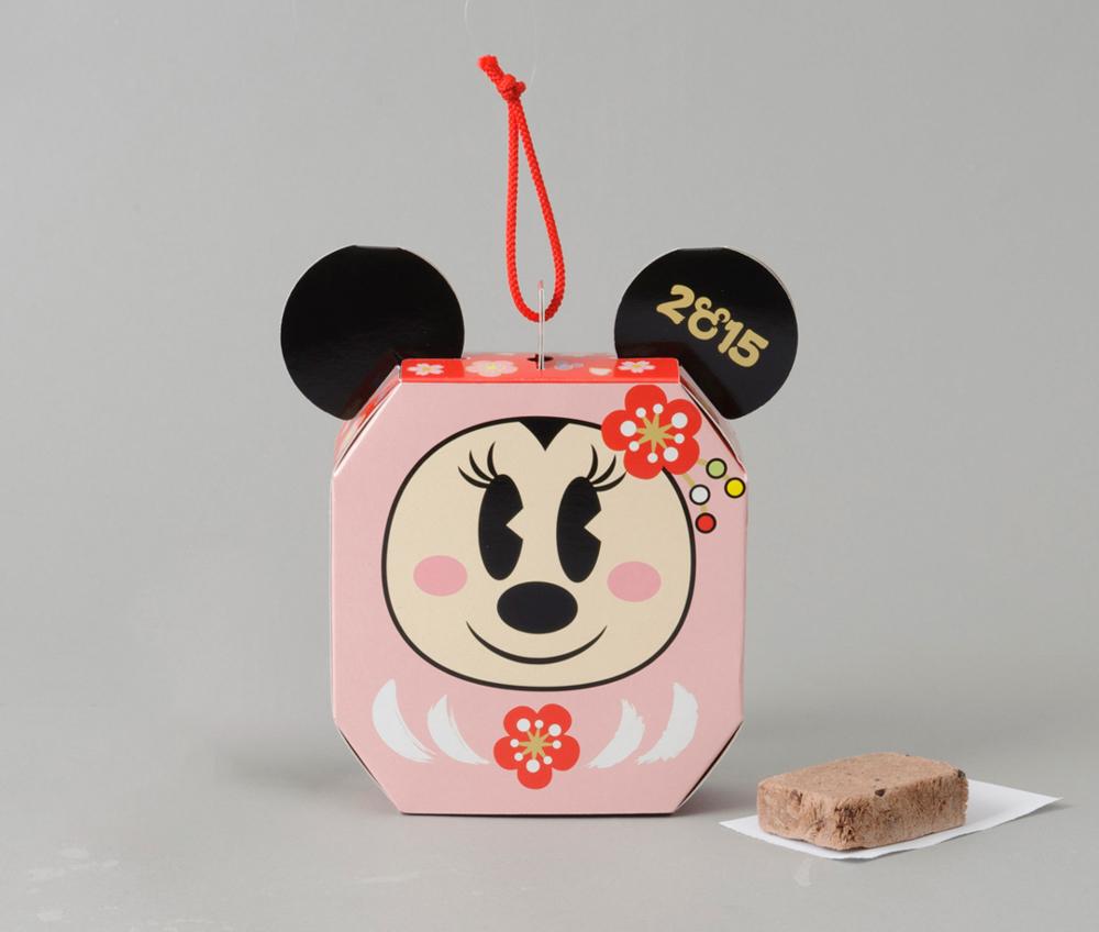 おしるこ(裏) 680円 (c)Disney
