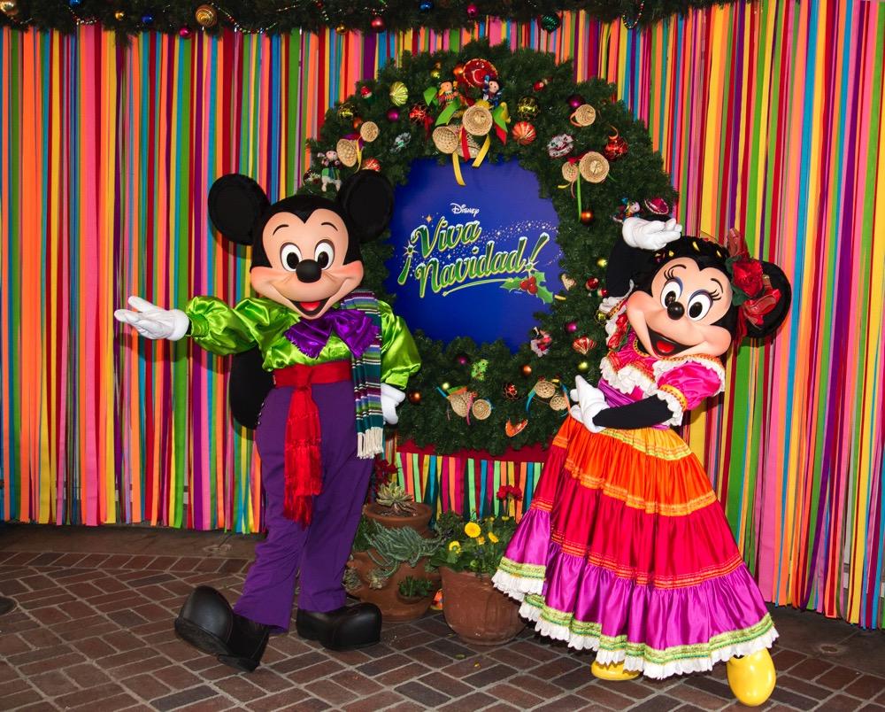 Disney ¡Viva Navidad! (c)Disney
