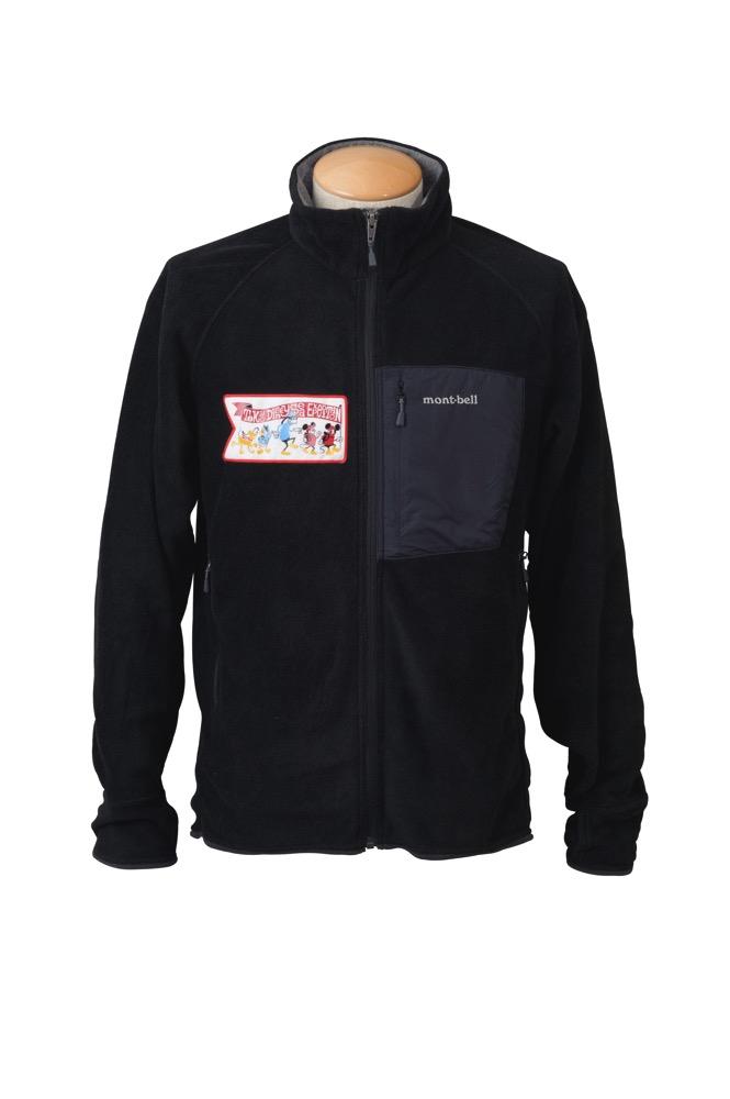 フリースジャケット(メンズ)各1万2000円 (c)Disney