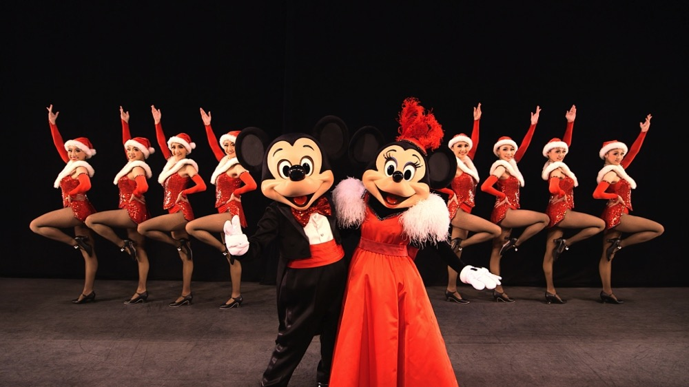 クリスマススペシャルムービー 1 (c)Disney