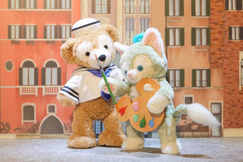 ダッフィーの新しいお友達は猫のジェラトーニ!ハッピーファンイベントをレポートします (c)Disney