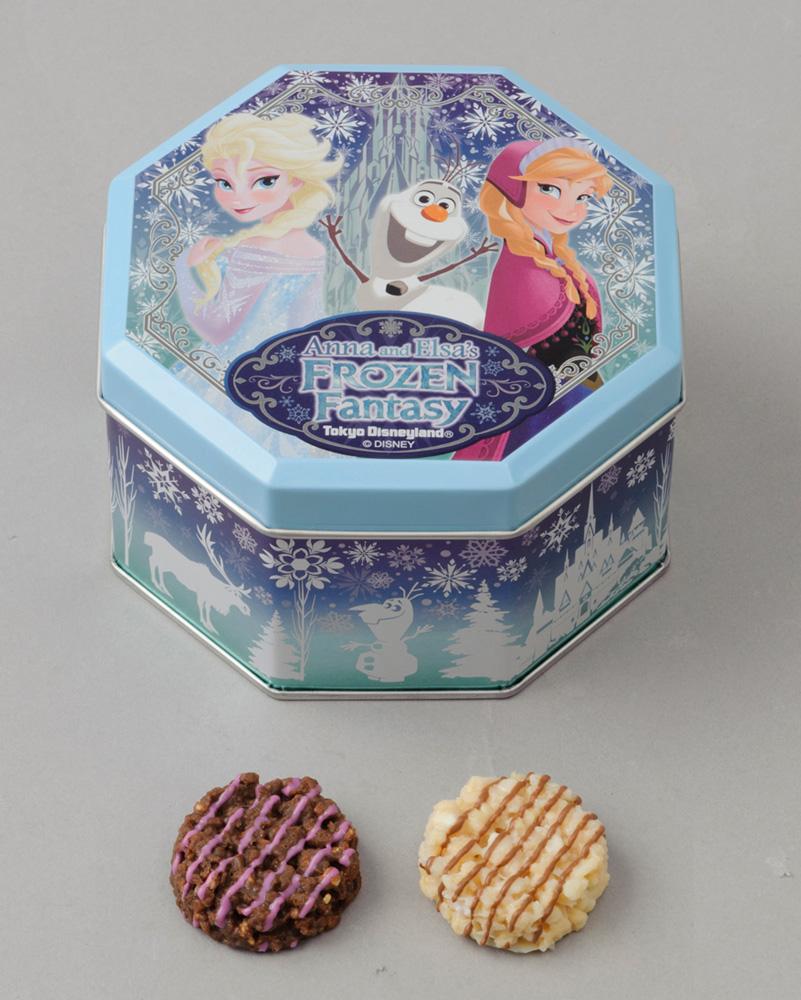 クッキー&ナッツチョコレート 850円 (c)Disney