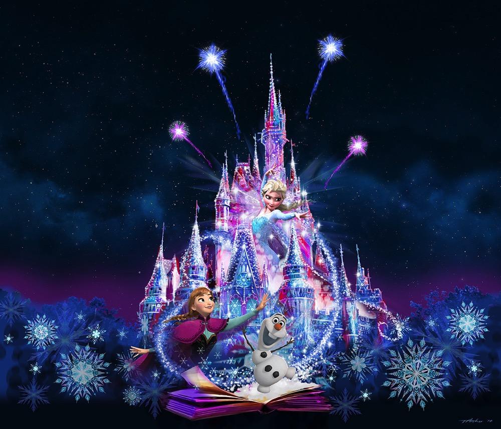 ワンス アポン ア タイム スペシャルウィンターエディション (c)Disney