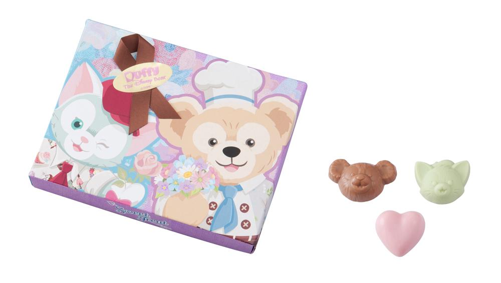 チョコレート 600円 (5個入り) (c)disney