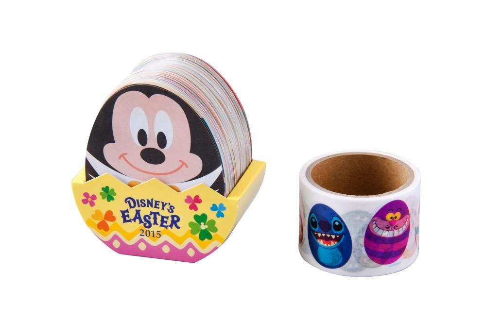 メモ&マスキングテープ 900円 (c)Disney