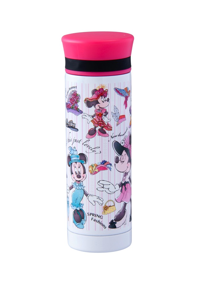 ドリンクボトル 2600円 (c)Disney