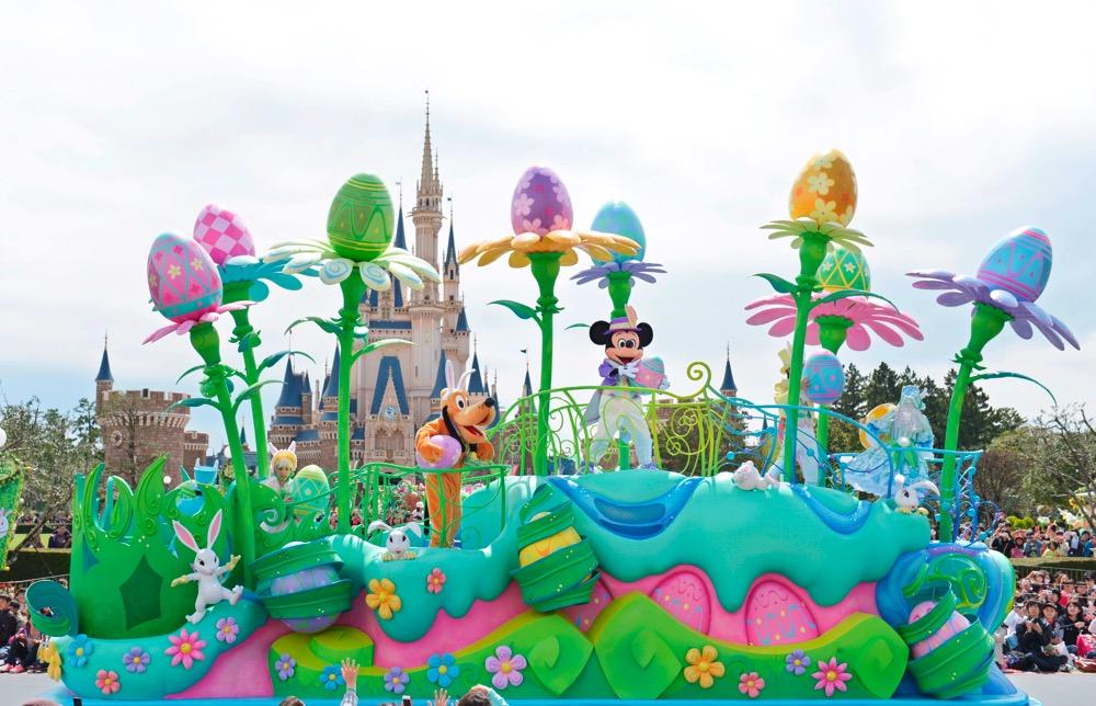 ヒッピティ・ホッピティ・スプリングタイム  (c)Disney