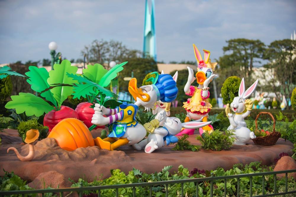 デコレーション (c)Disney