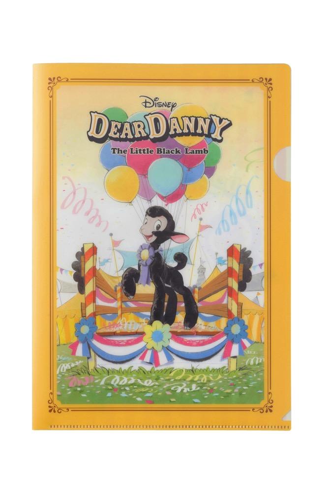 クリアファイル 300円 (c)Disney
