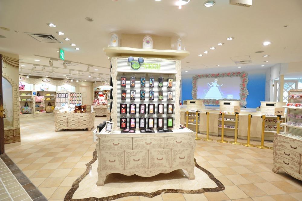 店舗イメージ画像 (c)Disney