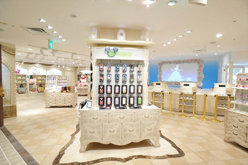 店舗イメージ画像 ©Disney