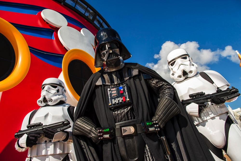 Star Wars Day at Sea (c)Disney