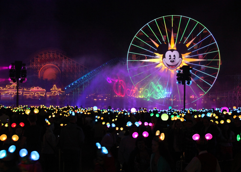 World of Color/As to Disney photos, logos, properties: (c)Disney