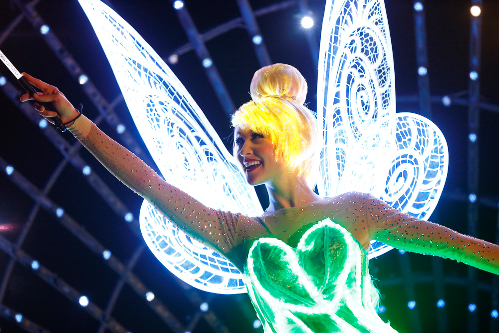 Tinker Bell in Paint the Night/As to Disney photos, logos, properties: (c)Disney