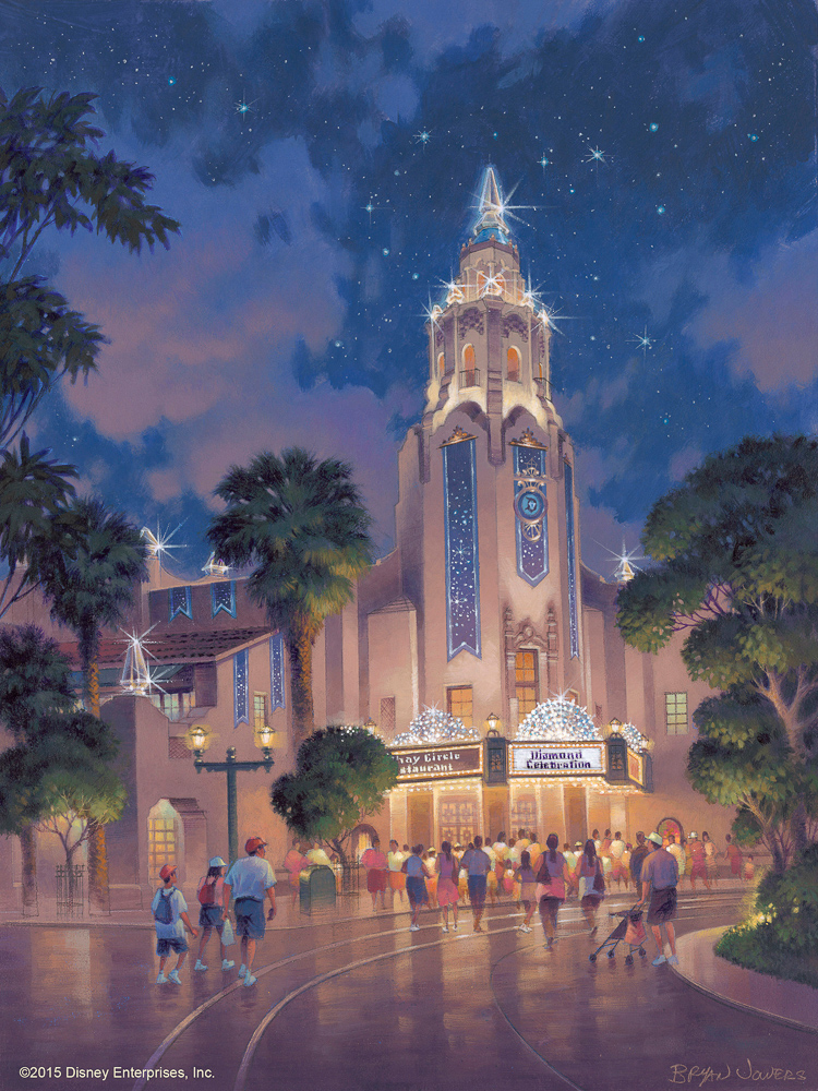 Carthay Circle Theater Shines  Bright/As to Disney photos, logos, properties: (c)Disney