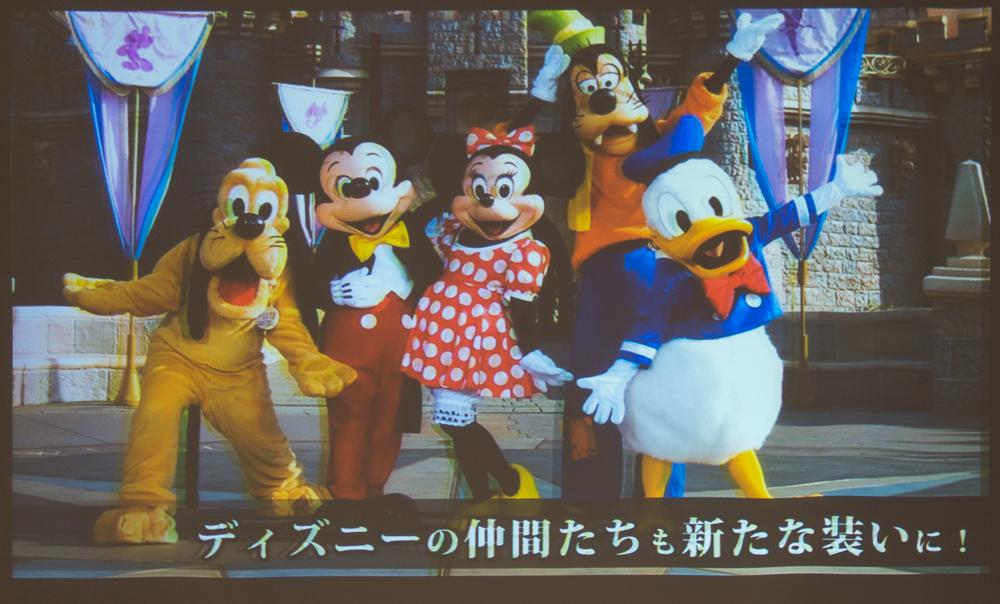 特別コスチュームが登場予定 /As to Disney photos, logos, properties: (c)Disney