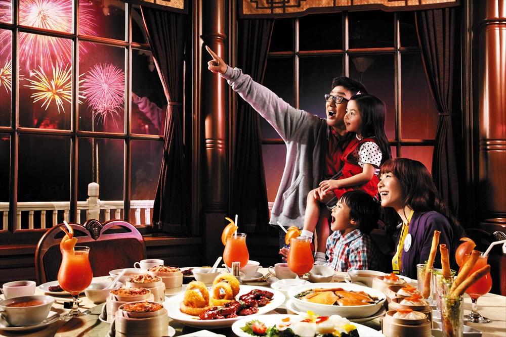 スター・ファイアーワークス・ディナー As to Disney photos,logos,properties:©Disney
