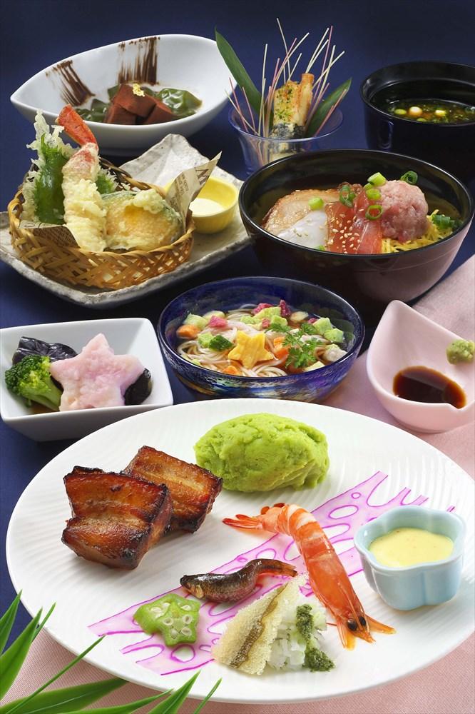 「レストラン櫻」のスペシャルメニュー (c)Disney