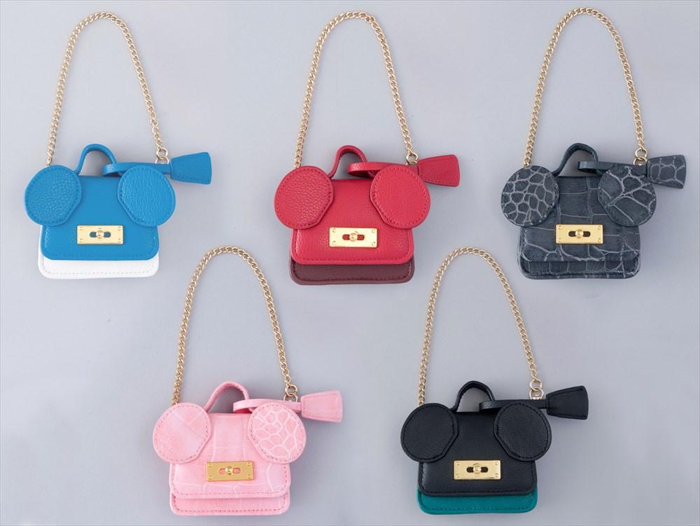 バッグアクセサリー(全5色) (c)Disney
