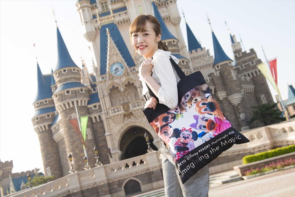 トートバッグ 3000円 (c)Disney