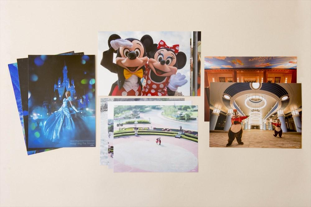 プリント写真 各500円 (c)Disney