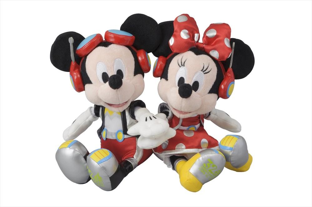 ぬいぐるみセット 4500円 (c)Disney