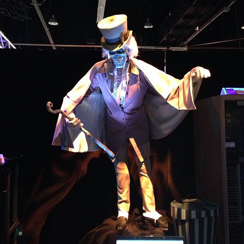 D23 Expo 2013での「ハットボックスゴースト」