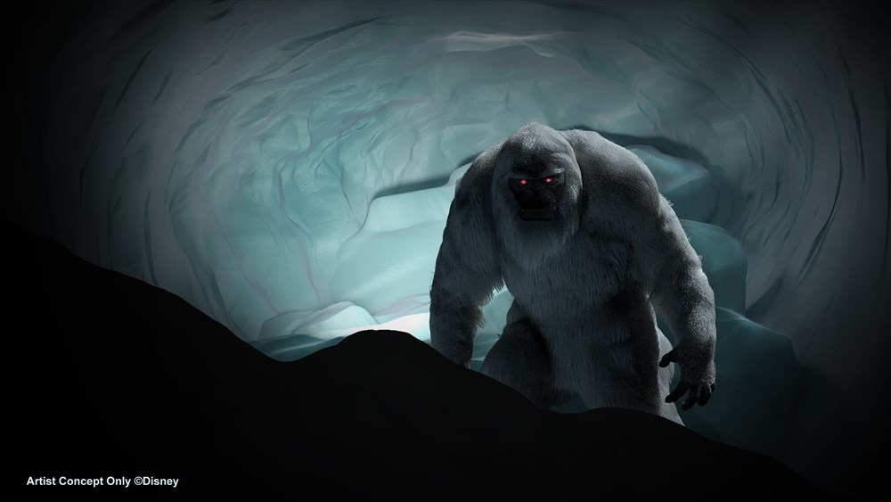 Abominable Snowman (c)Disney