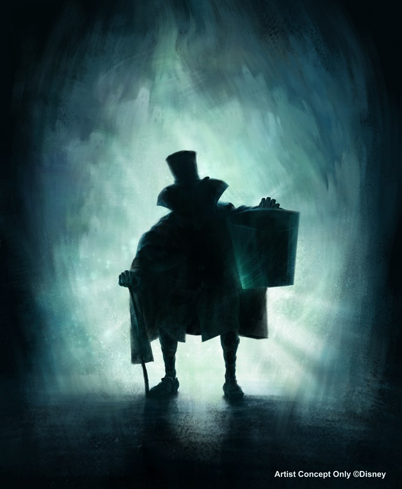 Hatbox Ghost (c)Disney
