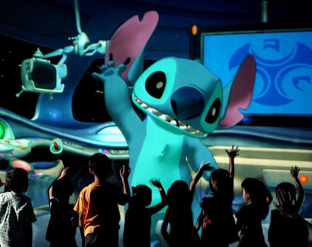 スティッチ・エンカウンター (c)Disney