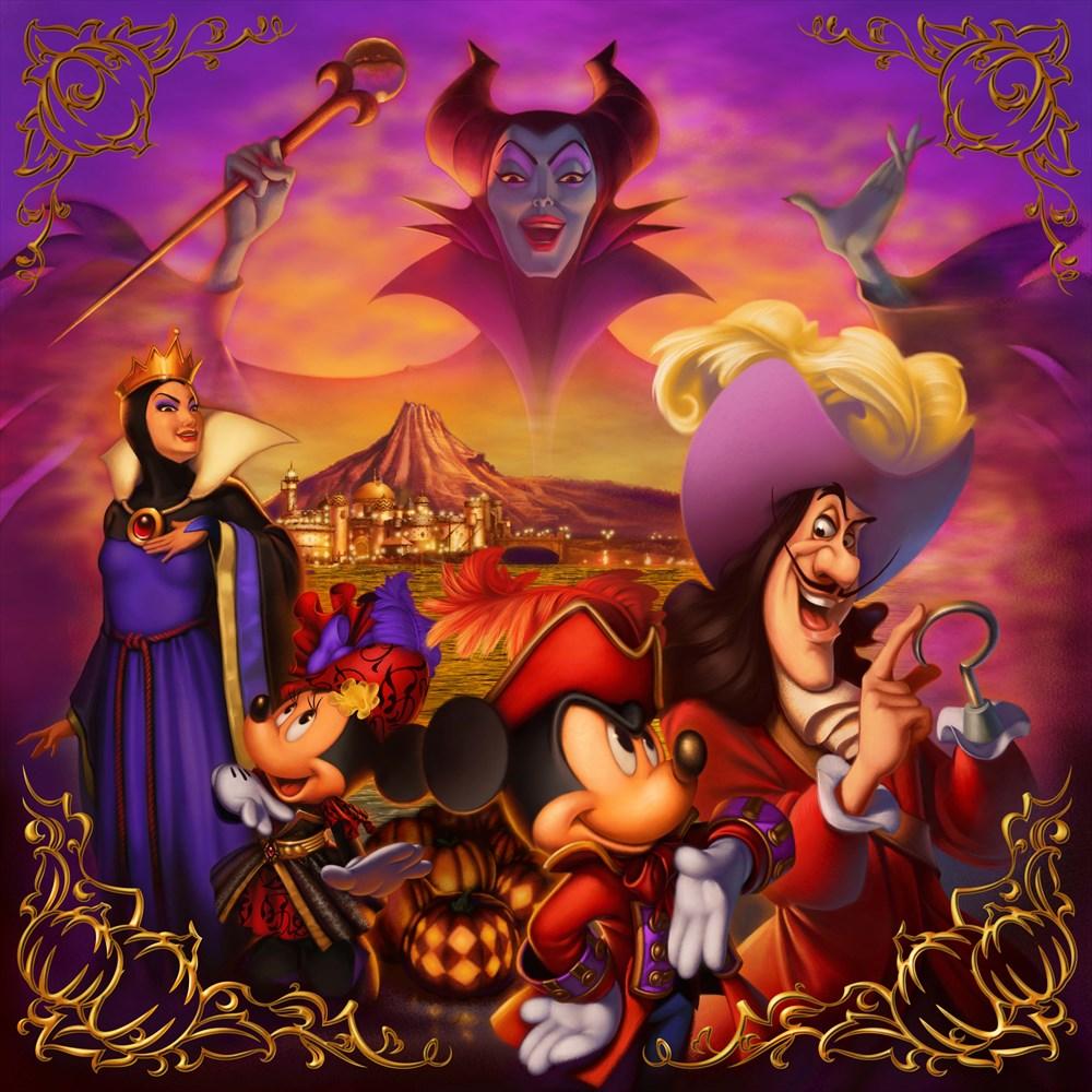東京ディズニーシー「ディズニー・ハロウィーン」  (c)Disney