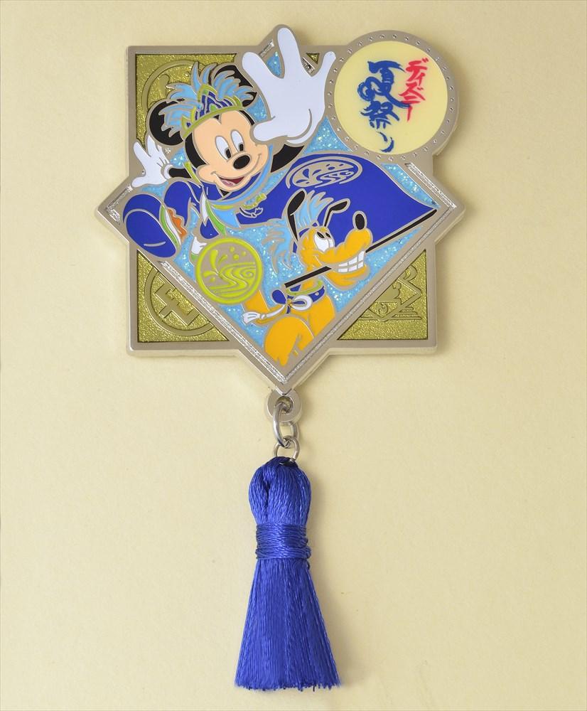 オリジナルピン(ミッキーマウス、プルート) (c)Disney