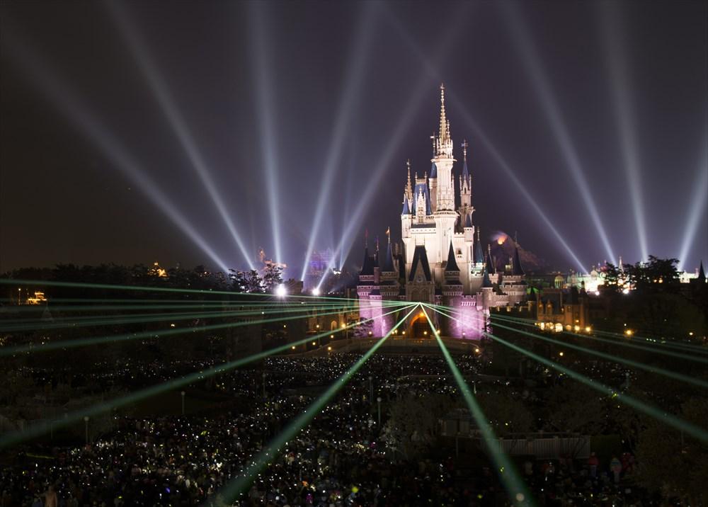 東京ディズニーランド ニューイヤーズ・イヴ・パスポート (c)Disney