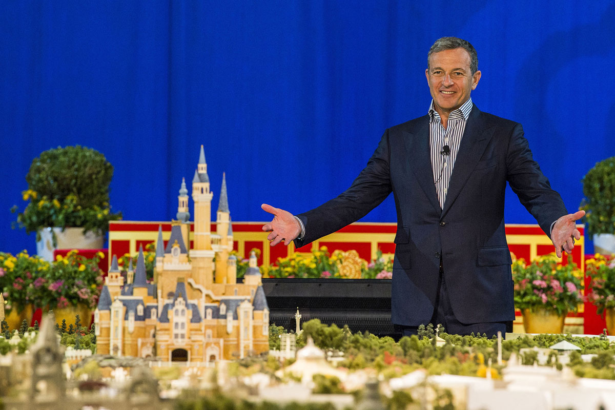 Today at the Shanghai Expo Centre, Disney chairman and CEO Bob Iger unveiled a spectacular scale model of mainland China's first Disney theme park. - See more at: https://thewaltdisneycompany.com/blog/shanghai-disneyland-details-unveiled#sthash.3UXGxoG0.dpuf