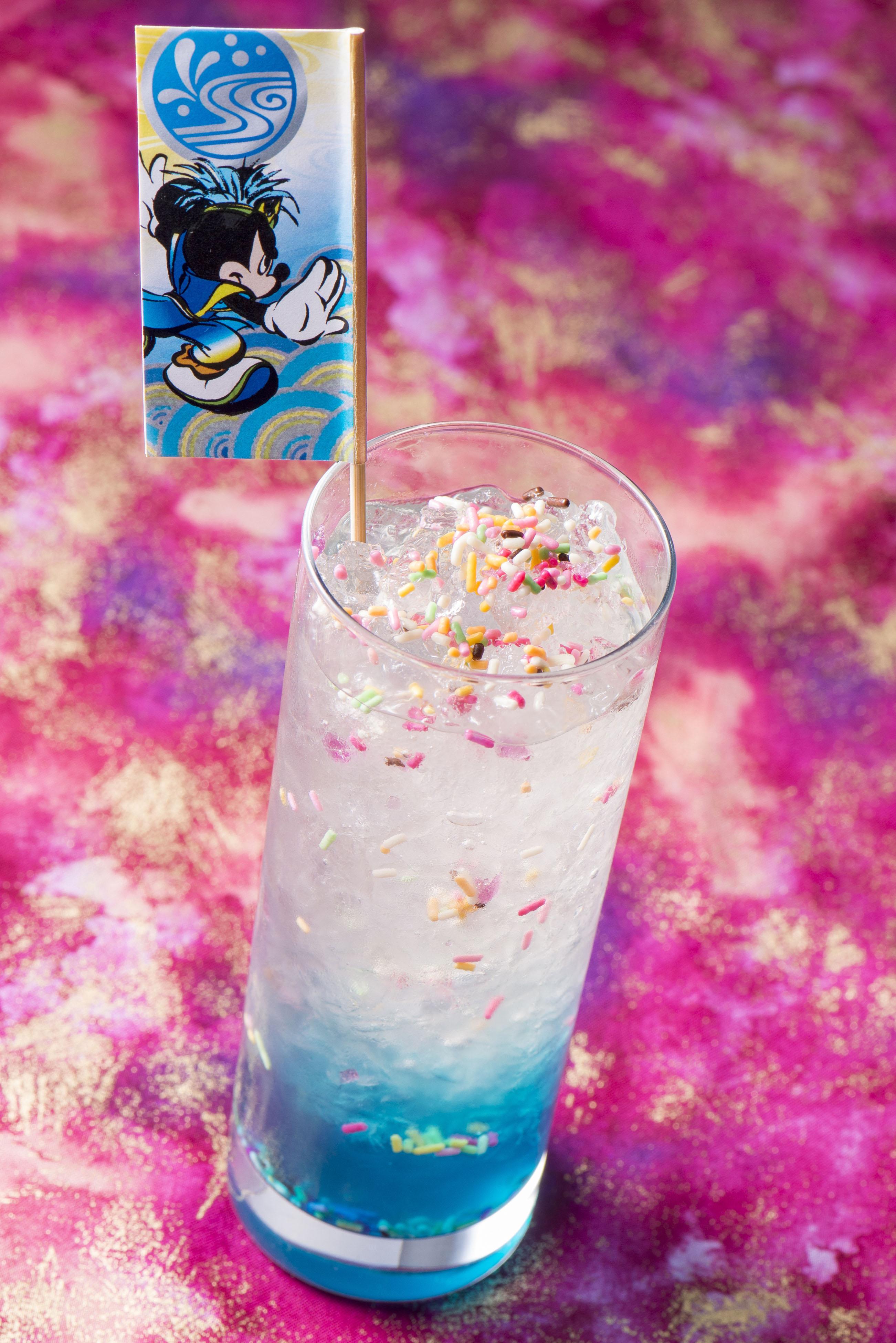 「シャーウッドガーデン・レストラン」夏祭りカクテル (c)Disney