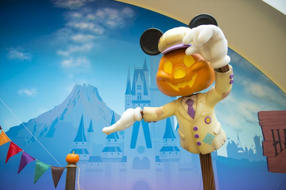 リゾートゲートウェイ・ステーションのイメージ(写真は2014年度のもの) (c)Disney