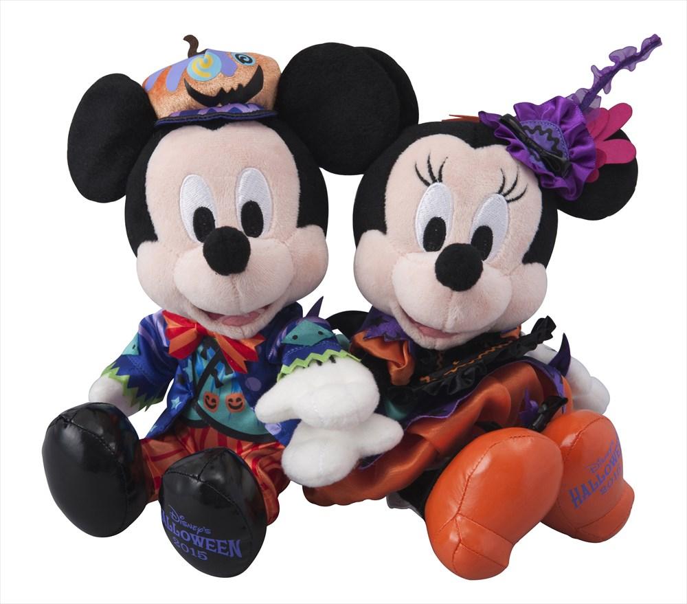 ぬいぐるみセット(4800円) (c)Disney