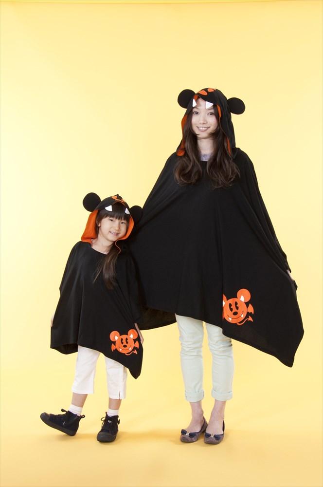 ポンチョ(ユニセックスフリー 3900円、キッズフリー 3300円) (c)Disney