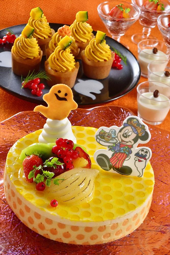 「シャーウッドガーデン・レストラン」ブッフェ(デザートのイメージ) (c)Disney