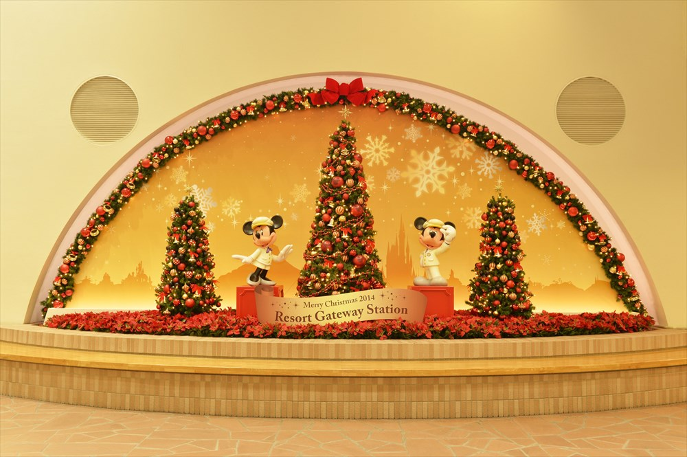 リゾートゲートウェイ・ステーション (c)Disney