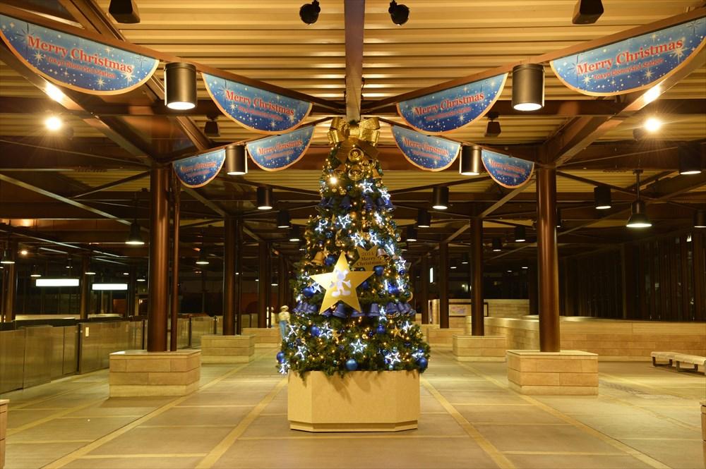 東京ディズニーシー・ステーション (c)Disney