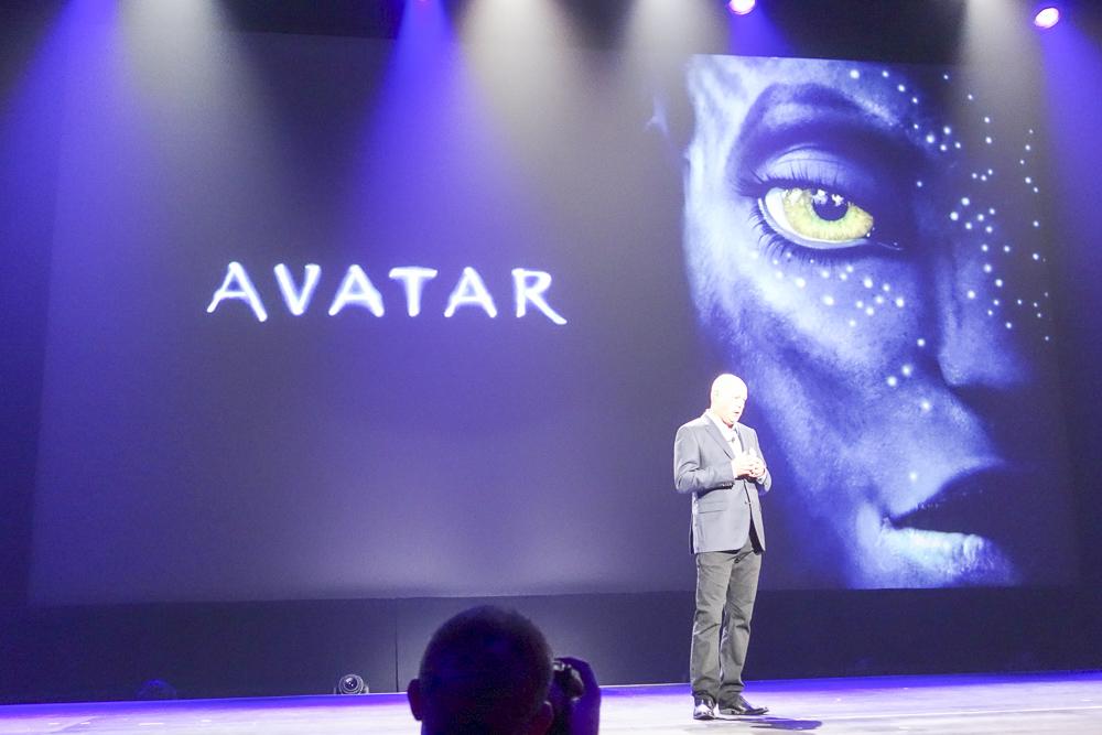 アバターのエリア名は「PANDORA:The World of AVATAR」に決定