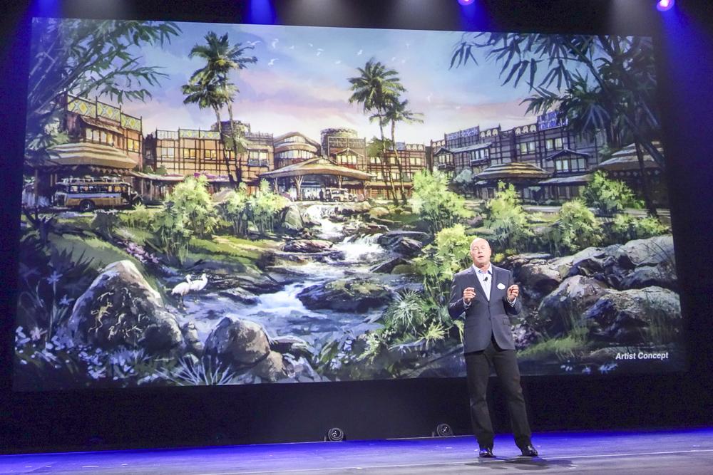 香港ディズニーランドにできる第3のホテル、「Disney Explorers Lodge」