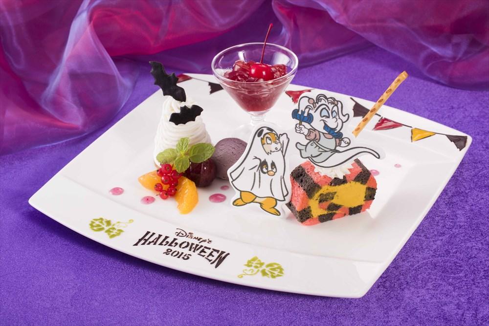 チップ&デール デザートメドレー(イメージ) (c)Disney