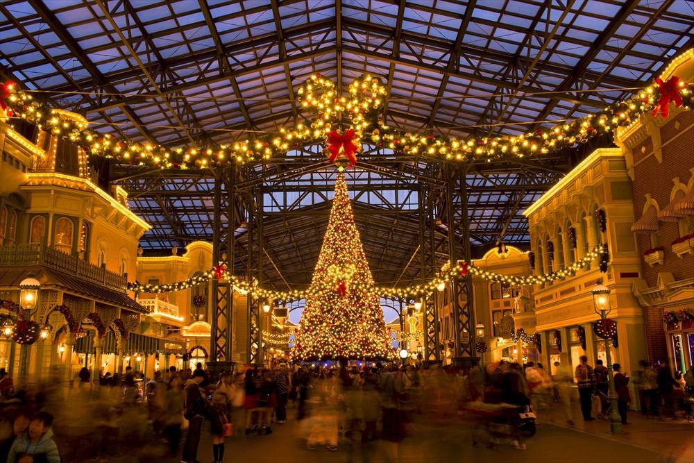 「クリスマス・ファンタジー」(イメージ) (c)Disney