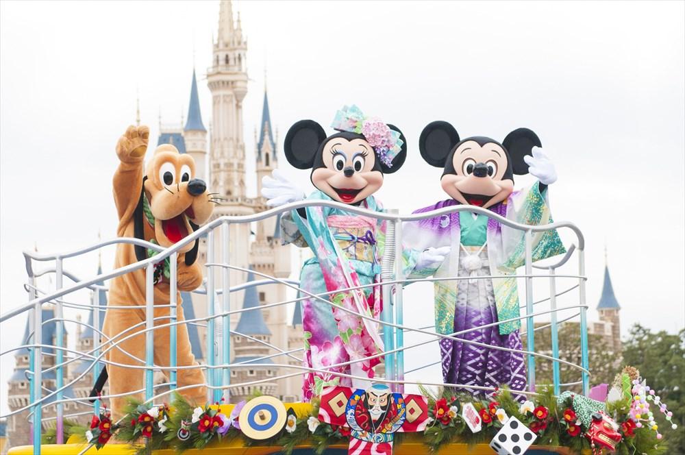 「お正月のプログラム」(イメージ) (c)Disney