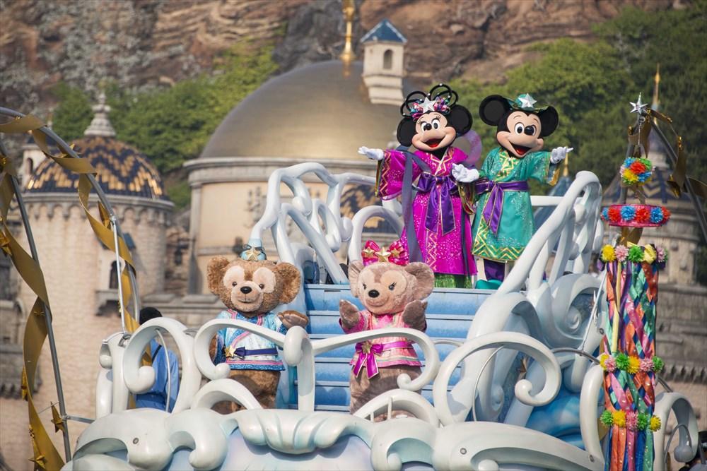 「ディズニー七夕デイズ」(イメージ) (c)Disney
