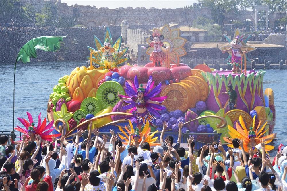 「ディズニー・サマーフェスティバル」(イメージ) (c)Disney